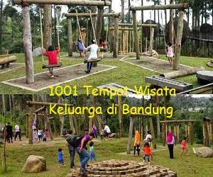 Tempat Wisata Keluarga di Bandung yang Murah