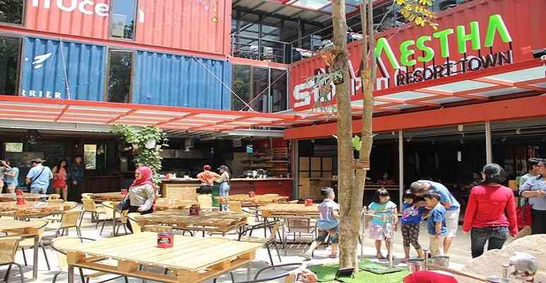 Day & Night Eatery and Grocery Dago Giri Bandung