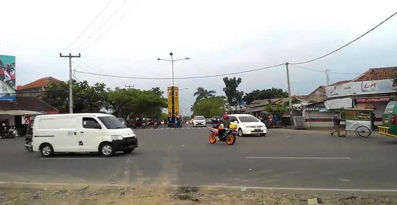 Jalan Gading Tutuka Soreang