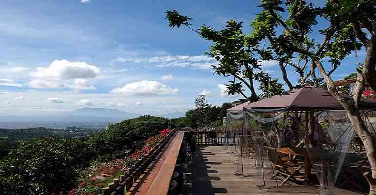 Angkringan De BlankON Punclut Bandung