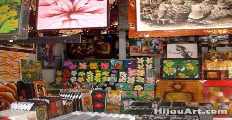 HijauArt Galeri Bandung