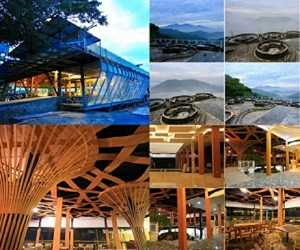 Batu Kincir Resto di Perumahan Mountain Breeze Bandung