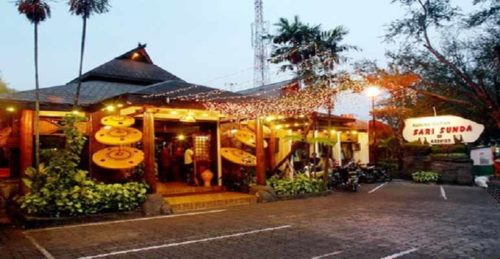 Rumah Makan Sari Sunda Bandung