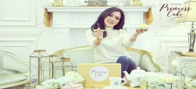 Bandung Princess Cake