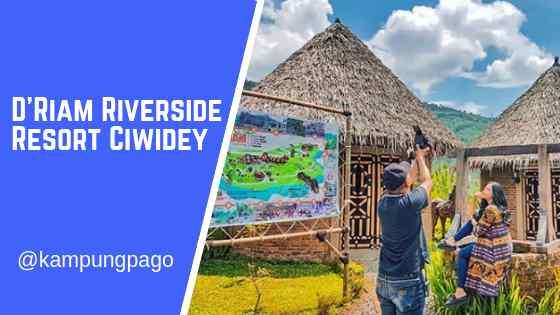 D'riam Riverside Resort Ciwidey Bandung