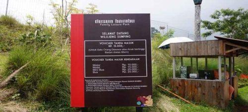 Harga Tiket Masuk Dusun Bambu Family Leisure Park Lembang Bandung