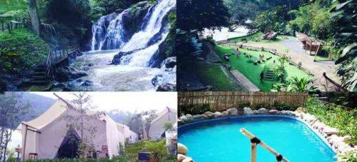 Harga Tiket Masuk Natural Hot Spring Resort Lembang Bandung