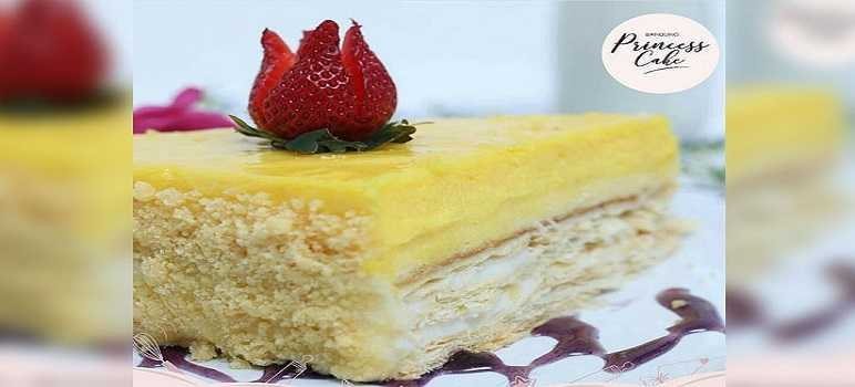 Menu Bandung Princess Cake