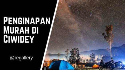 Penginapan Murah di Ciwidey Bandung Selatan