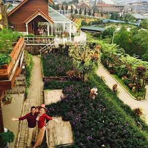 Rainbow Garden Lembang