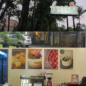 Toko Kue Lucio Luciano Patisseries Bandung
