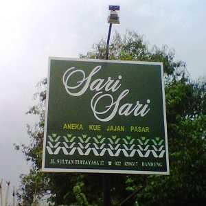 Toko Kue Sari Sari Bandung