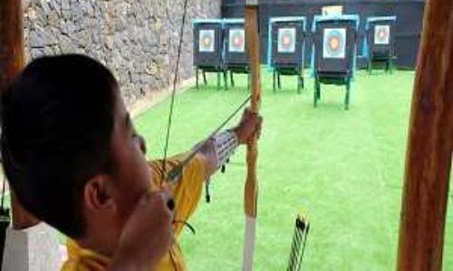 Archery Dago Dream Park Bandung