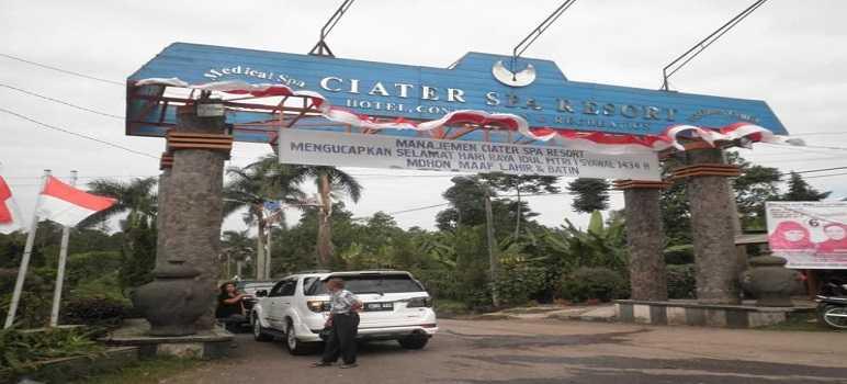 Harga Tiket Masuk Pemandian Air Panas Ciater Subang