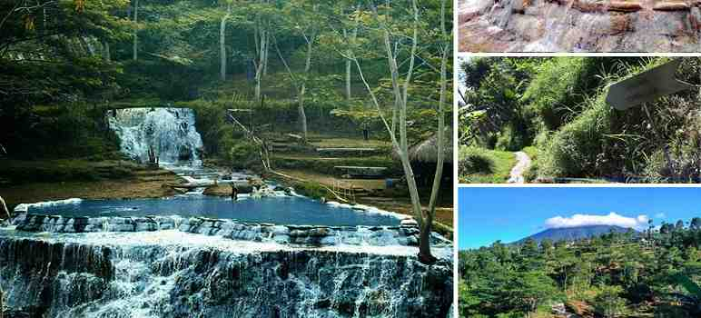 Tempat Wisata di Cimahi - Pemandian Cipanas Nagrak Parongpong Lembang Bandung