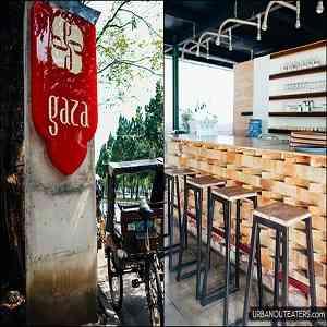 Restoran Arab di Bandung Gaza Mediterranean