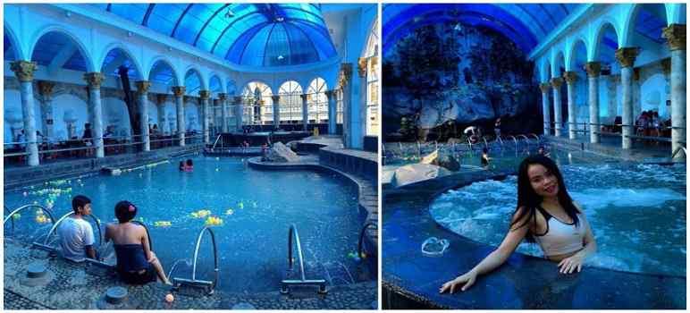 Kolam Renang Grand Paradise Lembang
