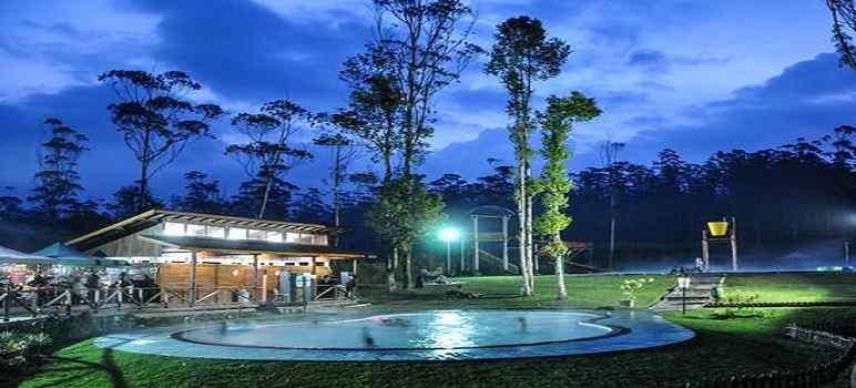 Kampung Cai Ranca Upas Ciwidey Kabupaten Bandung