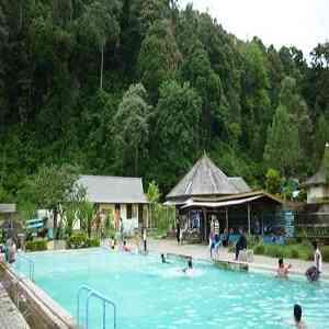 Pemandian Air Panas Cibolang Pangalengan Kabupaten Bandung