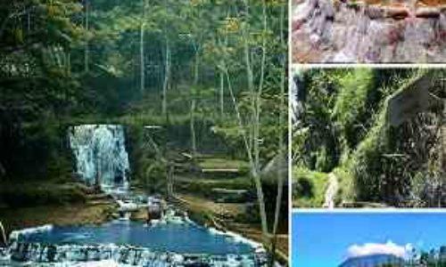 Pemandian Air Panas Nagrak Parongpong Kabupaten Bandung