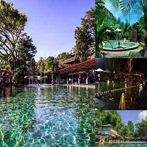 Pemandian Air Panas Sari Ater Hotel & Resort Kabupaten Bandung