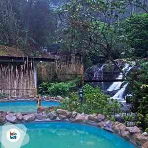 Pemandian Air Panas maribaya Resort Kabupaten Bandung