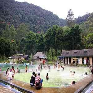 Pemandian Air Panas Cimanggu Ciwidey Kabupaten Bandung