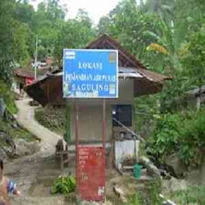 Pemandian Air Panas Saguling Kabupaten Bandung