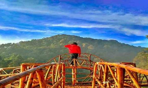 Puncak Eurad Pingping Lembang Bandung
