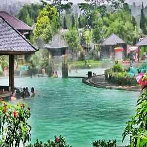 Pemandian Air Panas Ciater Kabupaten Subang