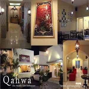 Restoran Arab di Bandung Qahwa Resto & Cafe