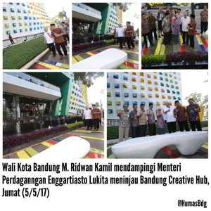 Sejarah Bandung Creative Hub BCH