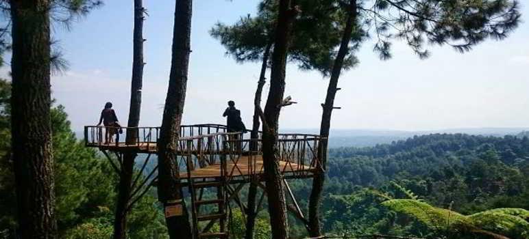 Bukit Senyum Cikalong Wetan Bandung