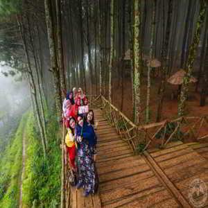 Bukit Senyum Lembang Bandung