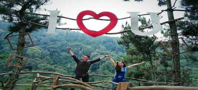 Fasilitas Wisata Pasir Ipis Lembang Bandung