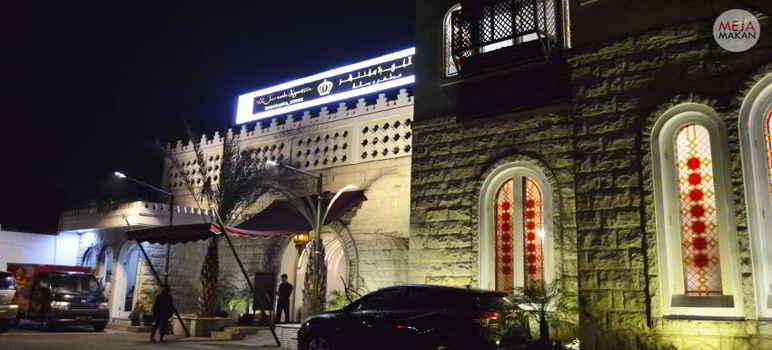Al Jazeerah Signature Bandung Restaurant & Cafe