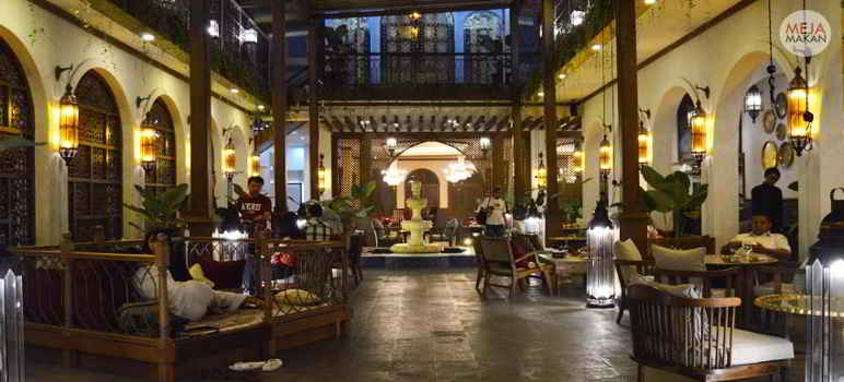 Al Jazeerah Signature Bandung Restaurant & Lounge
