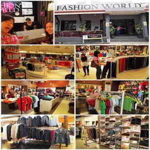 Fashion World Indonesia Bandung