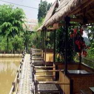 Kampung Wisata Saung Balong Pasir Kunci Ujung Berung Bandung