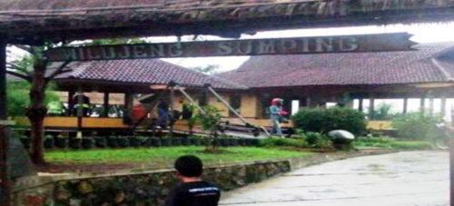 Kampung Wisata Saung Balong Pasir Kunci