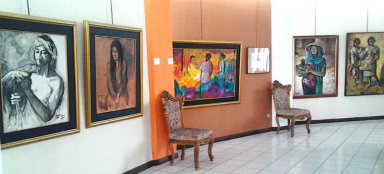 Koleksi Museum Barli Bandung