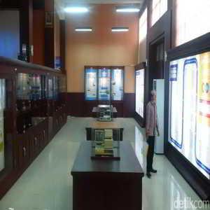 Koleksi Museum Perbendaharaan Bandung