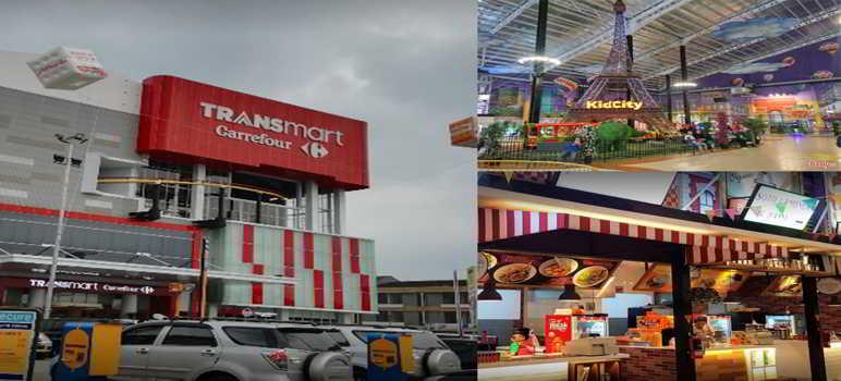 Transmart Buah Batu Square Bandung