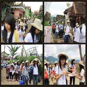 Wisata Kampung Cikidang Lembang Bandung