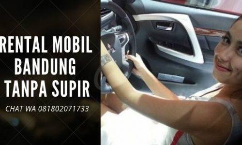 Rental Mobil Bandung Tanpa Supir Murah