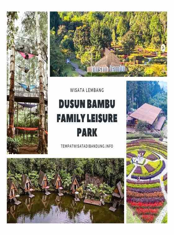 Dusun Bambu Lembang Cisarua Bandung