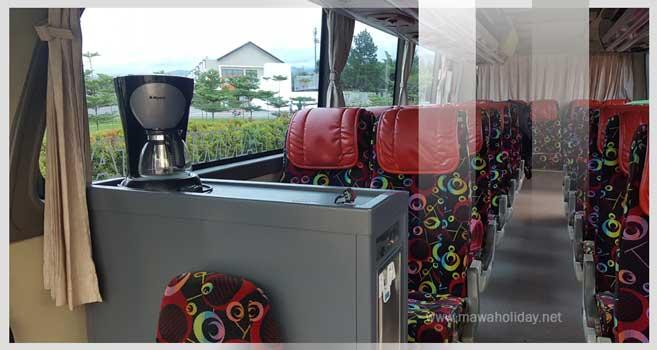 Fasilitas Bus Pariwisata Murah di Bandung yang Bagus Terbaru