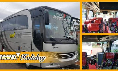 Sewa Bus Pariwisata Bandung Harga Murah Terbaru 2018
