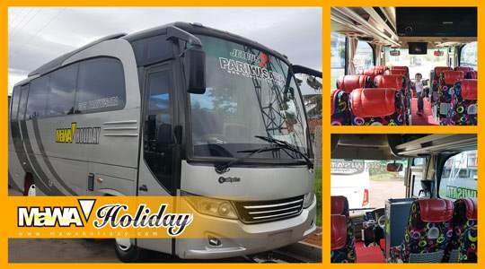Sewa Bus Pariwisata 3/4 Bandung Harga Murah Terbaru 2018