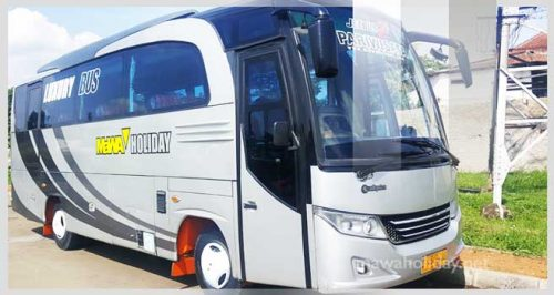 Harga Sewa Bus Pariwisata Bandung Murah Meriah